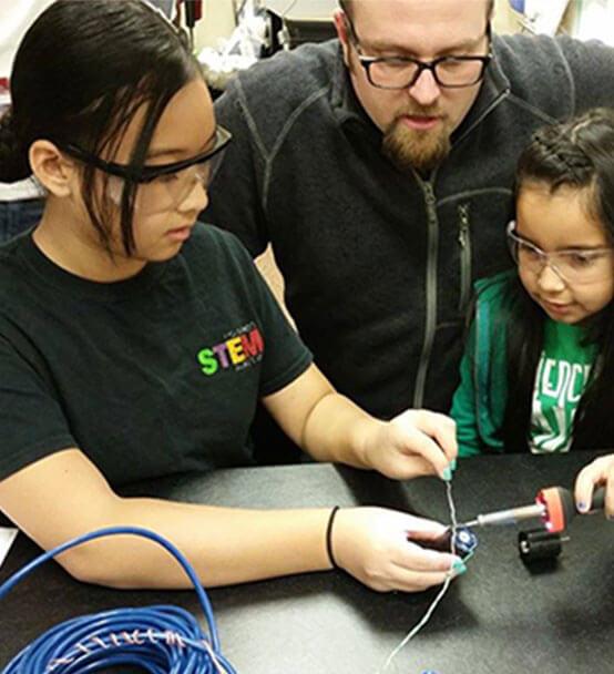 Colorado Stem Academy ROV Building