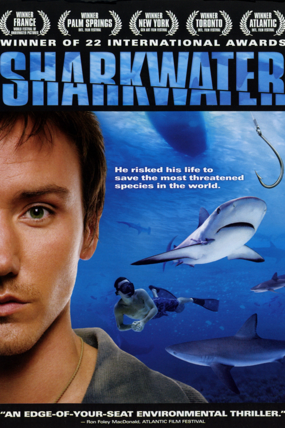 Expert Panel Discussion and SharkWater Screening at the Downtown Aquarium