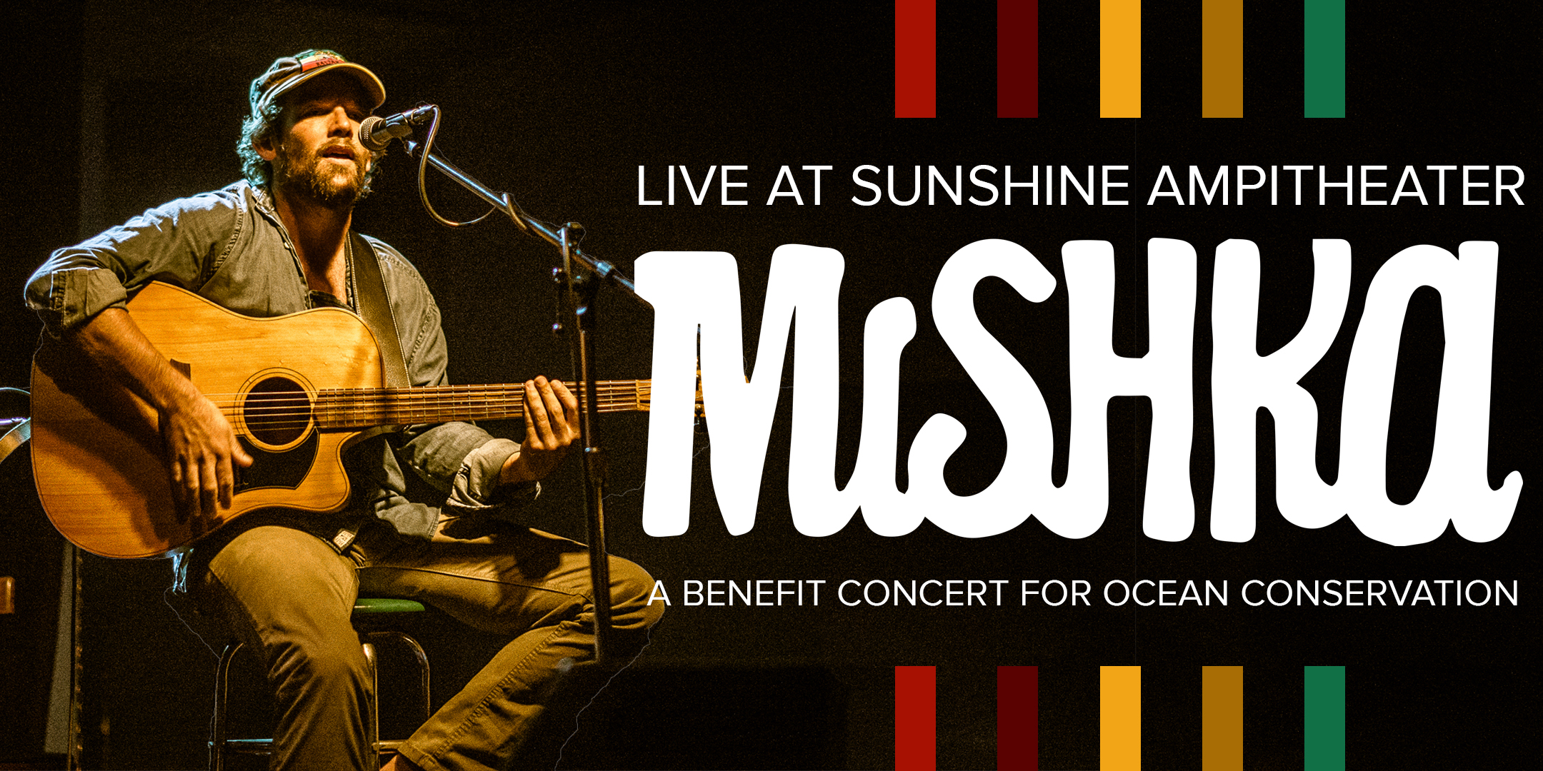 Mishka: Benefit Concert for Ocean Conservation