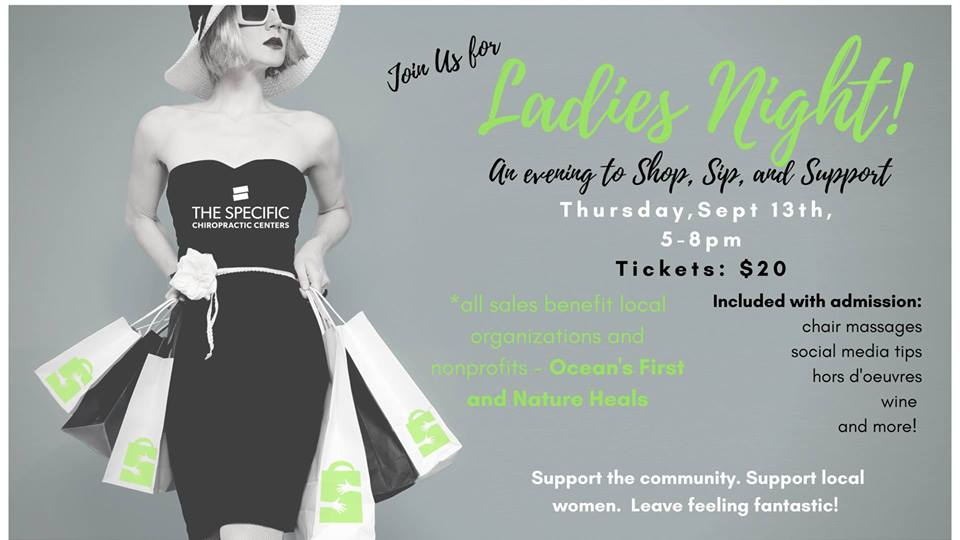 Ladies Night Fundraiser