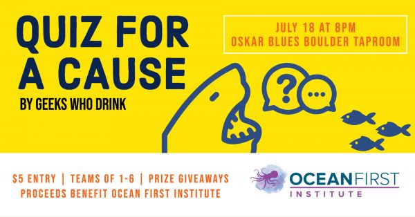 Quiz for a Cause with Geeks Who Drink
