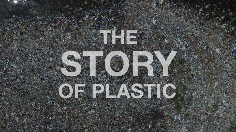 May Virtual Blue Drinks and The Story of Plastic